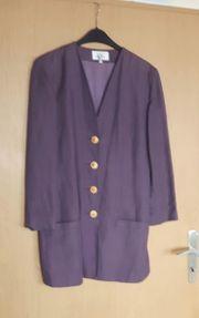 Blusenjacke Blazer Cardigan Größe 40