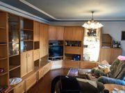 Wohnzimmerwand fast neu wegen Wohnungsauflösung