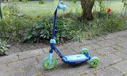 KiddyScooter von Muuwmi blau-grün