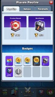 Clash Royale alle Karten 5500