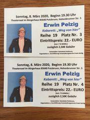 Tickets Putzbrunn Erwin Pelzig 08
