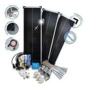 Montage inkl 240W Solar MPPT