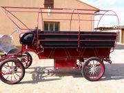 Neuer Planwagen m 2 50m