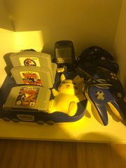 Nintendo 64 pokemon edition
