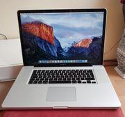 Macbook Pro 17 Zoll 2009