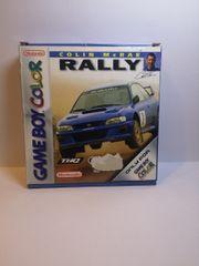 Colin McRae Rally Nintendo Gameboy