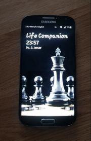 Samsung S4 schwarz