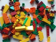 Bausteine - Steine - LEGO - ca 140 Teile