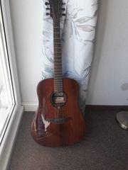 Gitarre LAG Tramontane TD90