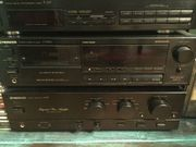 Pioneer Stereoanlage 4 Teile