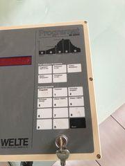 Temperaturregeleinrichtung für Keramikbrennofen