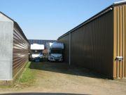 Aussenstellplatz für Wohnwagen Wohnmobile ect