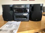 Verkaufe Stereoanlage