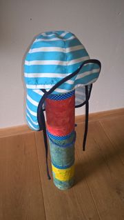Baby UV Nackenschutz Mütze JAKO-O