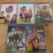 The Big Bang Theory Staffeln