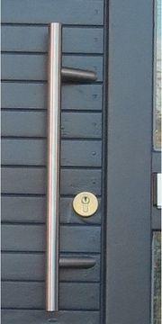 Türgriff Edelstahl für Haustüre