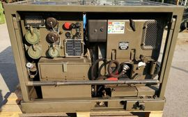 Diesel Stromerzeuger 10KW GEKO Eisemann Hatz Dieselmotor nur 236 Betriebsstunden