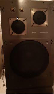2 heco Musikboxen precision 400