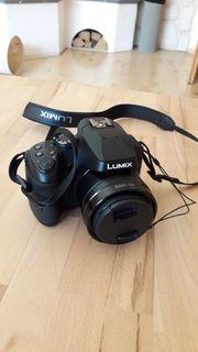 Nagelneue Panasonic Digitalkamera Kompakt