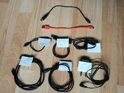 Micro USB Set - 7 verschiedene