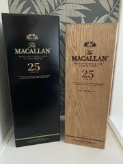 The Macallan 25 Years Old