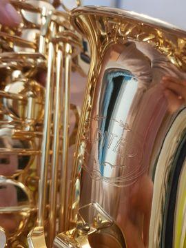 Neuwertiges Jupiter Alt-Saxophon Dirko Juchem: Kleinanzeigen aus Ditzingen - Rubrik Blasinstrumente