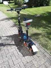 SXT 500 EEC Elektro Scooter