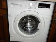 neuwertige Unterbau- NEFF Waschmaschine zu