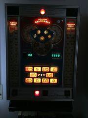 Geldspielautomaten Goldserie auf Euro umgestellt