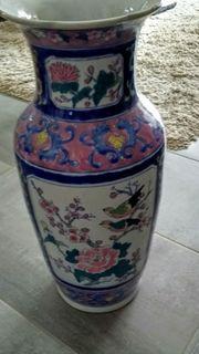 Blumenvase im China Style 55