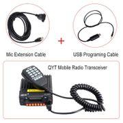 Mini-Mobilfunkgerät QYT KT-8900R Triband-Mobilfunk-136-174 240-260