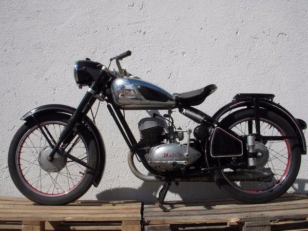 Suche Motorrad DKW BMW ADLER