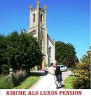 Schottland Kirche als Luxus Pension