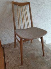 Zwei 50er Jahre Stühle Vintage