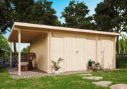 Gartenhaus Modell Carin 40 D
