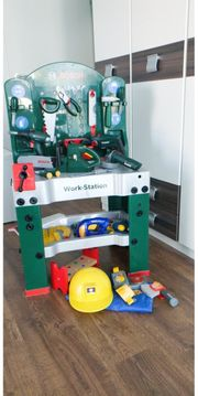 Werkbank Work-Station BOSCH