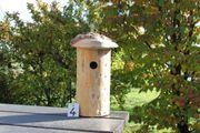 Baumstammnistkasten Nisthöhle Vogelhaus Nistkasten ökologische