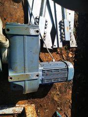 SEW Flachgetriebemotor inkl Umrichter