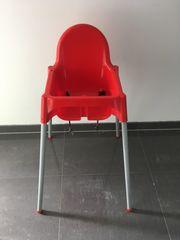 Kinderstuhl von IKEA