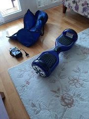Hoverboard mit Bluetooth und LED