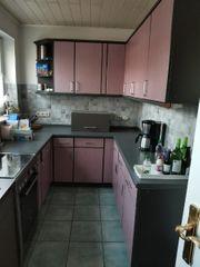 Küchenmöbel Küche inkl Bosch Herd