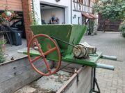Traubenmühle Drehstrom