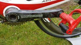 Mountain-Bikes, BMX-Räder, Rennräder - Triathlon Zeitfahrrad Carbon