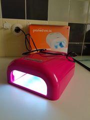 UV-Lichthärtungsgerät 1 Mal benutzt