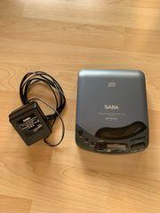 tragbarer CD Player Saba AntiShock