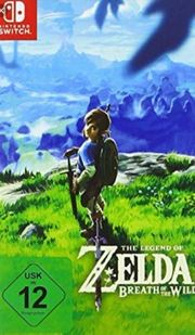 Suche Zelda breath of the