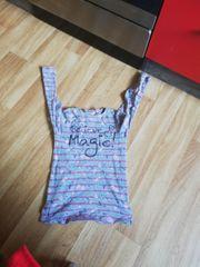 Mädchen La T-shirt gr 122