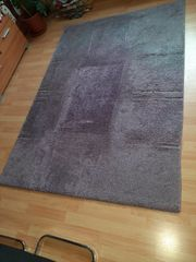 Teppich in lila 140 x