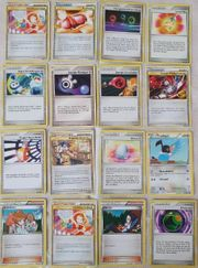 Pokemon Sammelkarten 131 Stück