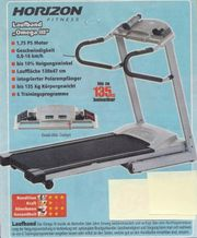 Laufband Omega II Horizon Fitness